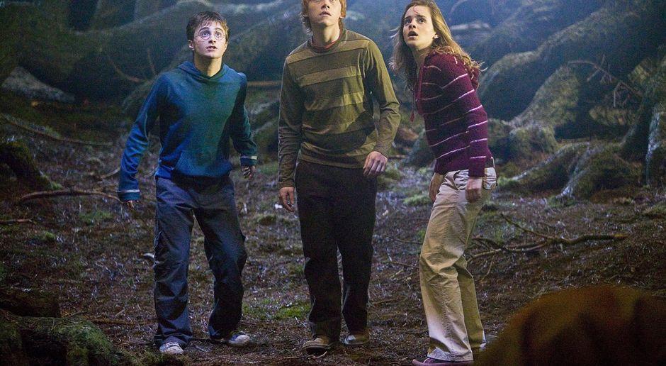 Diese Gelöschte Harry Potter Szene Verändert Alles
