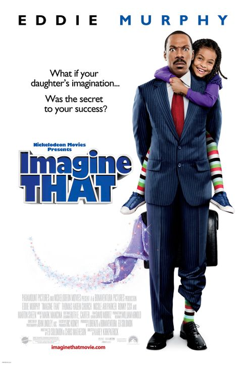 IMAGINE THAT - Plakatmotiv - Bildquelle: 2009 BY PARAMOUNT PICTURES. ALL RIGHTS RESERVED