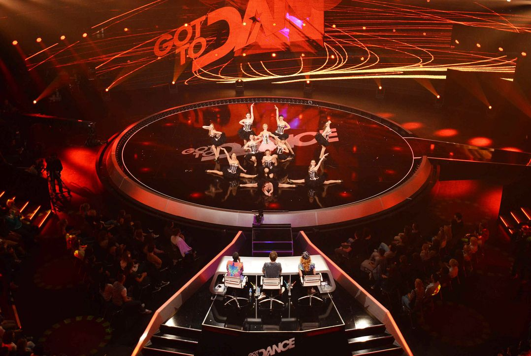 Got-To-Dance-KataMackh-Dance-Company-12-SAT1-ProSieben-Willi-Weber - Bildquelle: SAT.1/ProSieben/Willi Weber