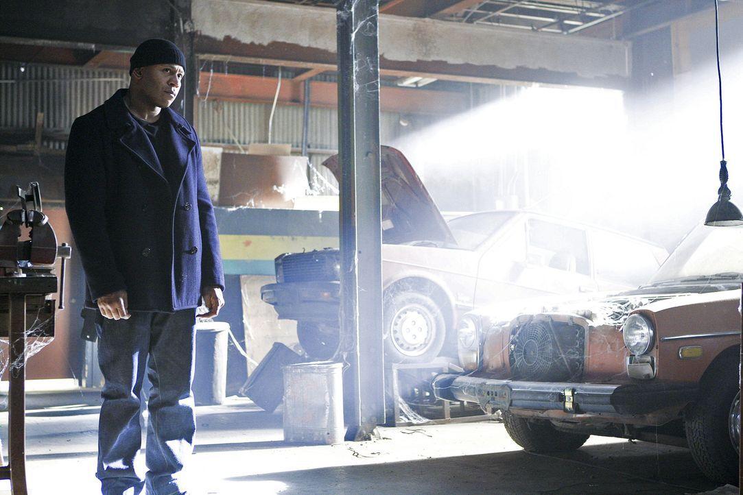 Lässt nichts unversucht, um Hetty zu retten: Sam (LL Cool J) ... - Bildquelle: CBS Studios Inc. All Rights Reserved.