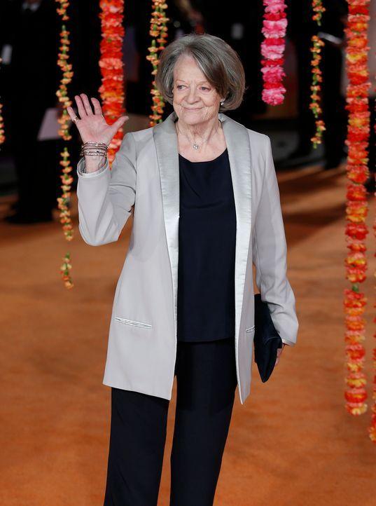 Maggie-Smith-150217-AFP - Bildquelle: AFP / JUSTIN TALLIS