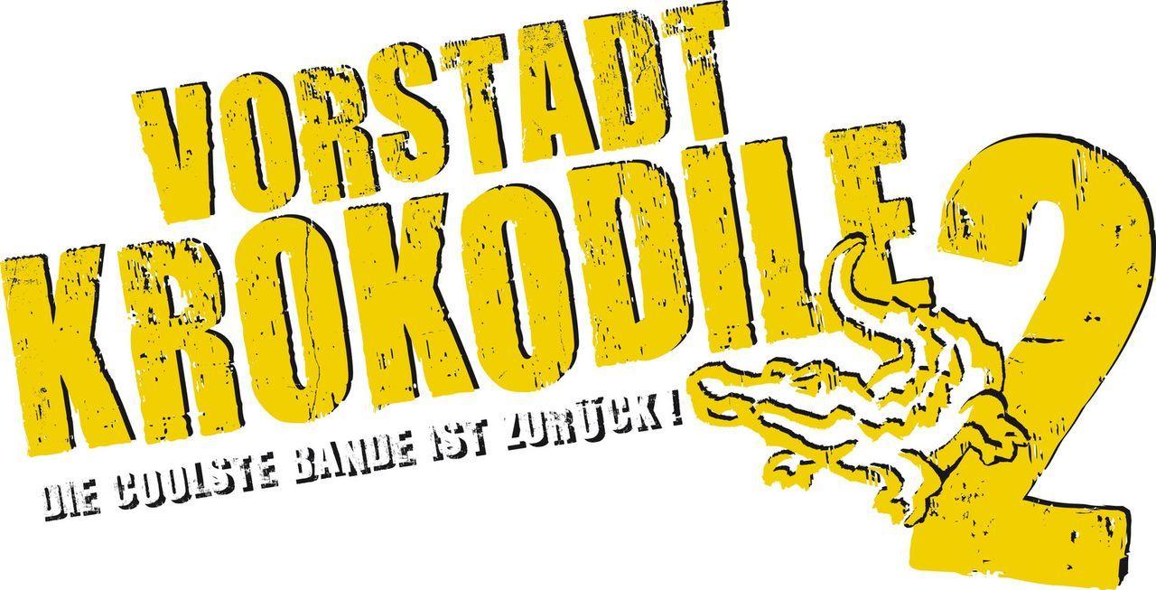 """VORSTADTKROKODILE 2"" - Logo - Bildquelle: Constantin Film Verleih"