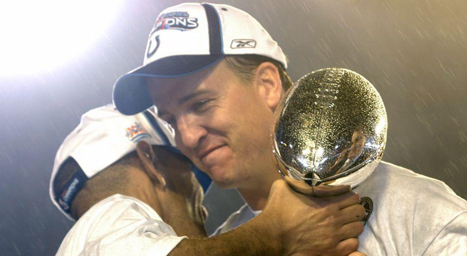 Saison 2006: Indianapolis Colts - Bildquelle: Getty Images