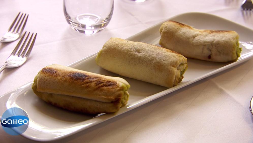 Sandwich mit Huhn und Avocado