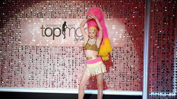 Germany's Next Topmodel, Entscheidung, Sabrina