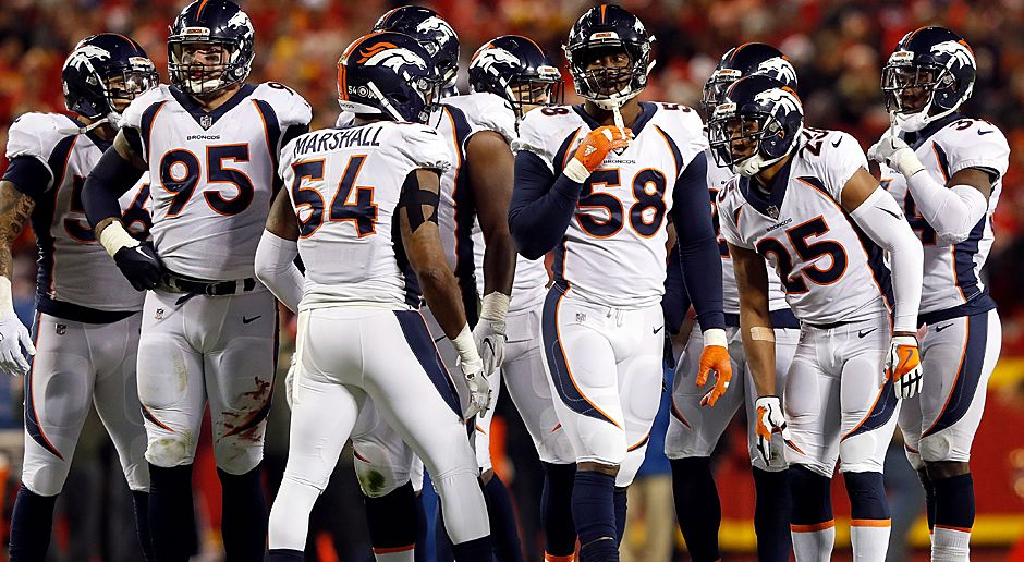 Platz 25 (geteilt): Denver Broncos (AFC West) - Bildquelle: 2017 Getty Images