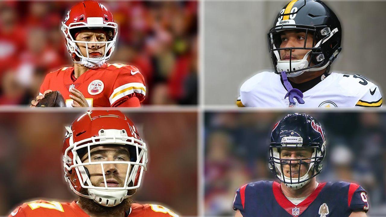 Fan-Voting zum Pro Bowl: Diese AFC-Spieler führen aktuell auf ihren Positionen - Bildquelle: getty / imago