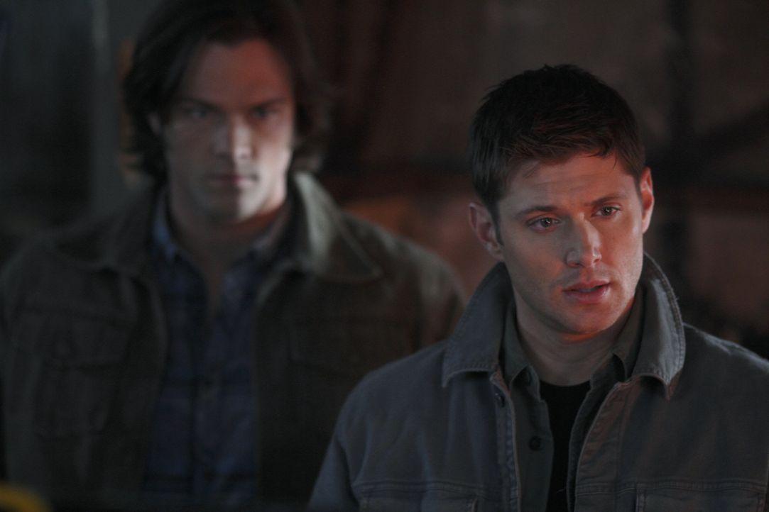 Der Kampf gegen das Böse geht weiter: Sam (Jared Padalecki, l.) und Dean (Jensen Ackles, r.) ... - Bildquelle: Warner Brothers
