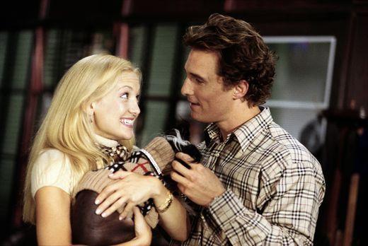 Wie werde ich ihn los - in 10 Tagen - Obwohl Andie (Kate Hudson, l.) sogar ei...