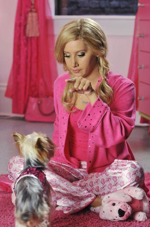 Sharpay (Ashley Tisdale) hat nur einen einzigen Traum im Leben: Sie möchte ein großer Star werden. Als sie einen Vorstellungstermin an einem Music... - Bildquelle: 2010 Disney Enterprises, Inc. All rights reserved.