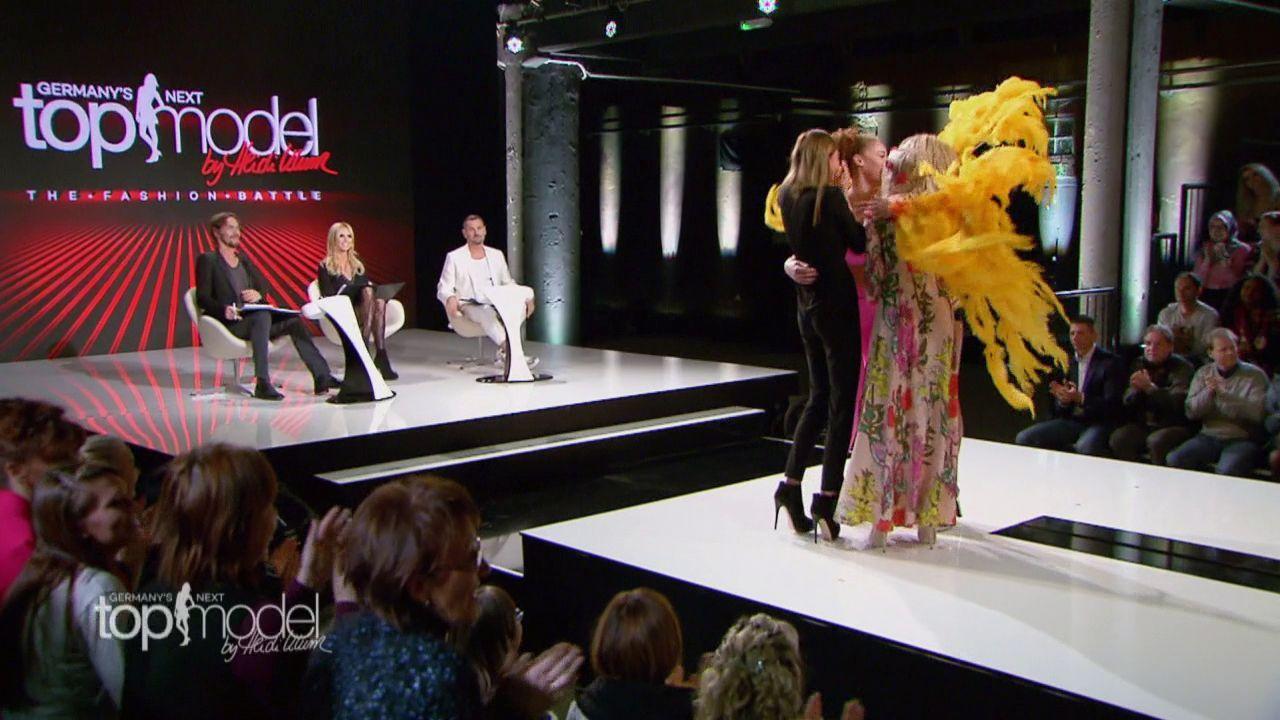 GNTM-11-Sendung01-032 - Bildquelle: ProSieben