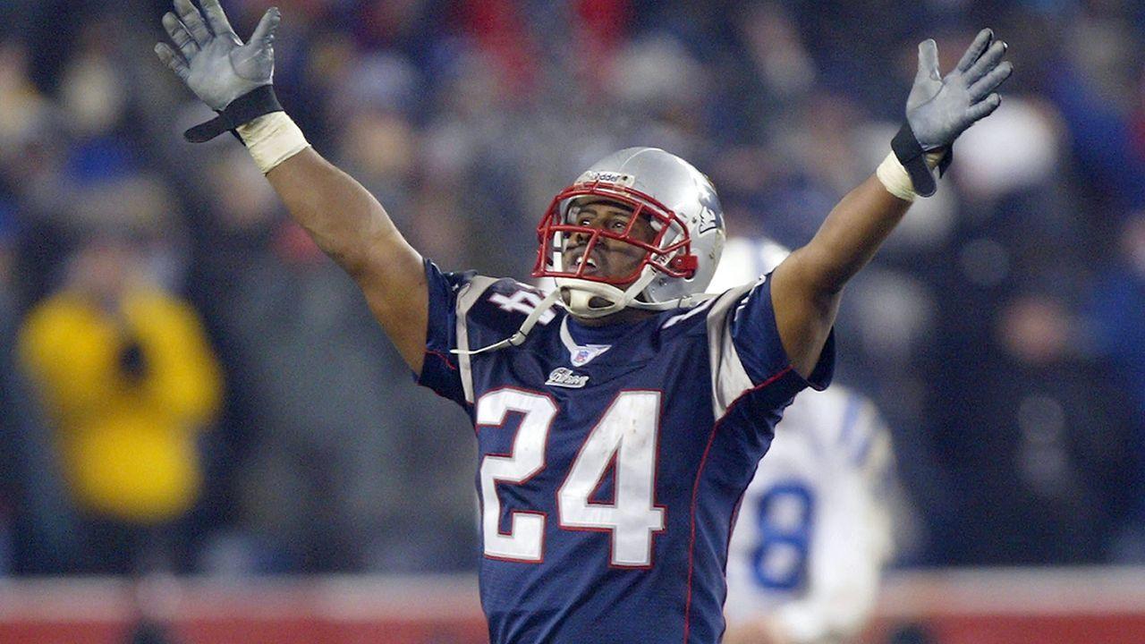 Ty Law, Cornerback - Bildquelle: 2004 Getty Images
