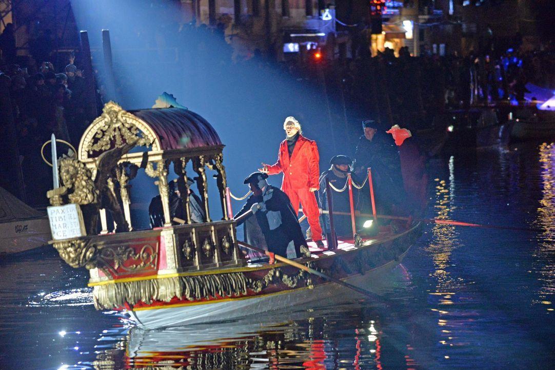 Karneval in Venedig: Die schönsten Bilder6 - Bildquelle: dpa