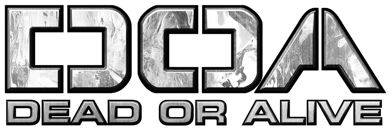 """DEAD OR ALIVE"" - Logo - Bildquelle: Constantin Film Verleih GmbH"