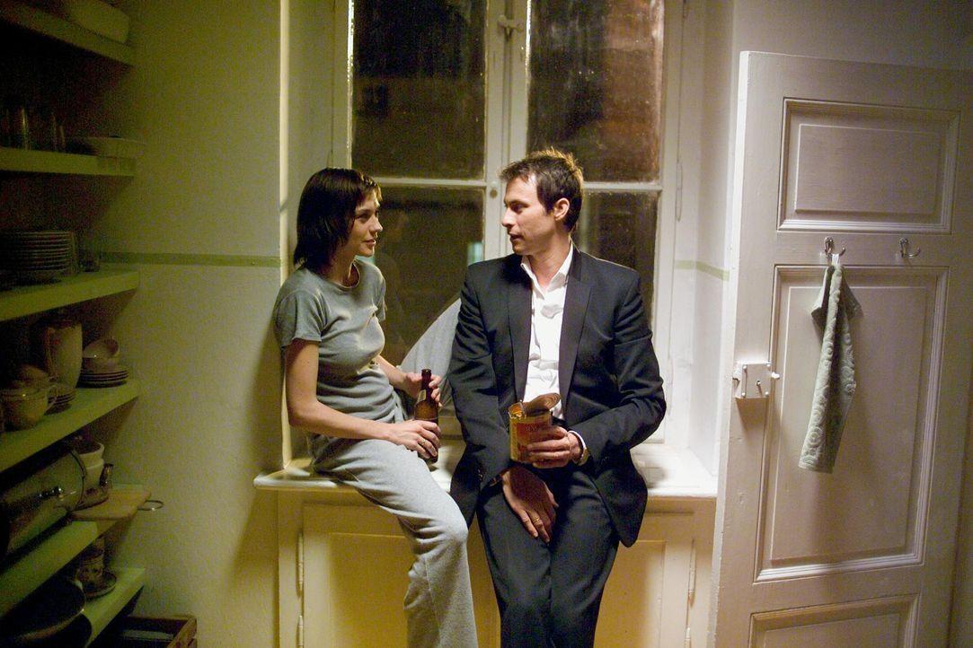 Werden Pola (Christiane Paul, l.) und Felix (Marc Hosemann, r.) wieder zueinander finden? - Bildquelle: Senator Entertainment AG
