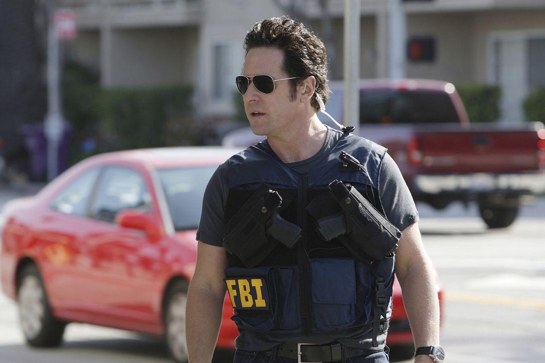 Ein neuer Fall beschäftigt Don Eppes (Rob Morrow) und sein Team ... - Bildquelle: Paramount Network Television