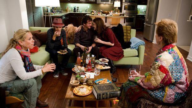 Der Jane-Austen-Club: Die Clubtreffen werden zur heilsamen Gesprächstherapie...