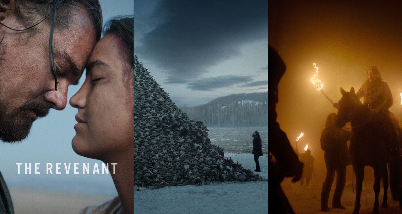 The Revenant - Der Rückkehrer - Artwork - Bildquelle: 2015 Twentieth Century Fox Film Corporation.  All rights reserved.