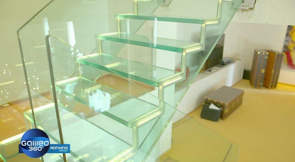 treppen aus glas bandtreppen aus glas treppe ahorn mit glasgelnder treppen moderne treppen. Black Bedroom Furniture Sets. Home Design Ideas