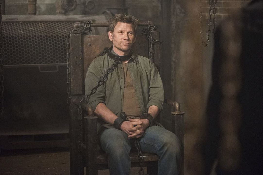 Lucifer (Mark Pellegrino) - Bildquelle: Dean Buscher 2016 The CW Network, LLC. All Rights Reserved/Dean Buscher
