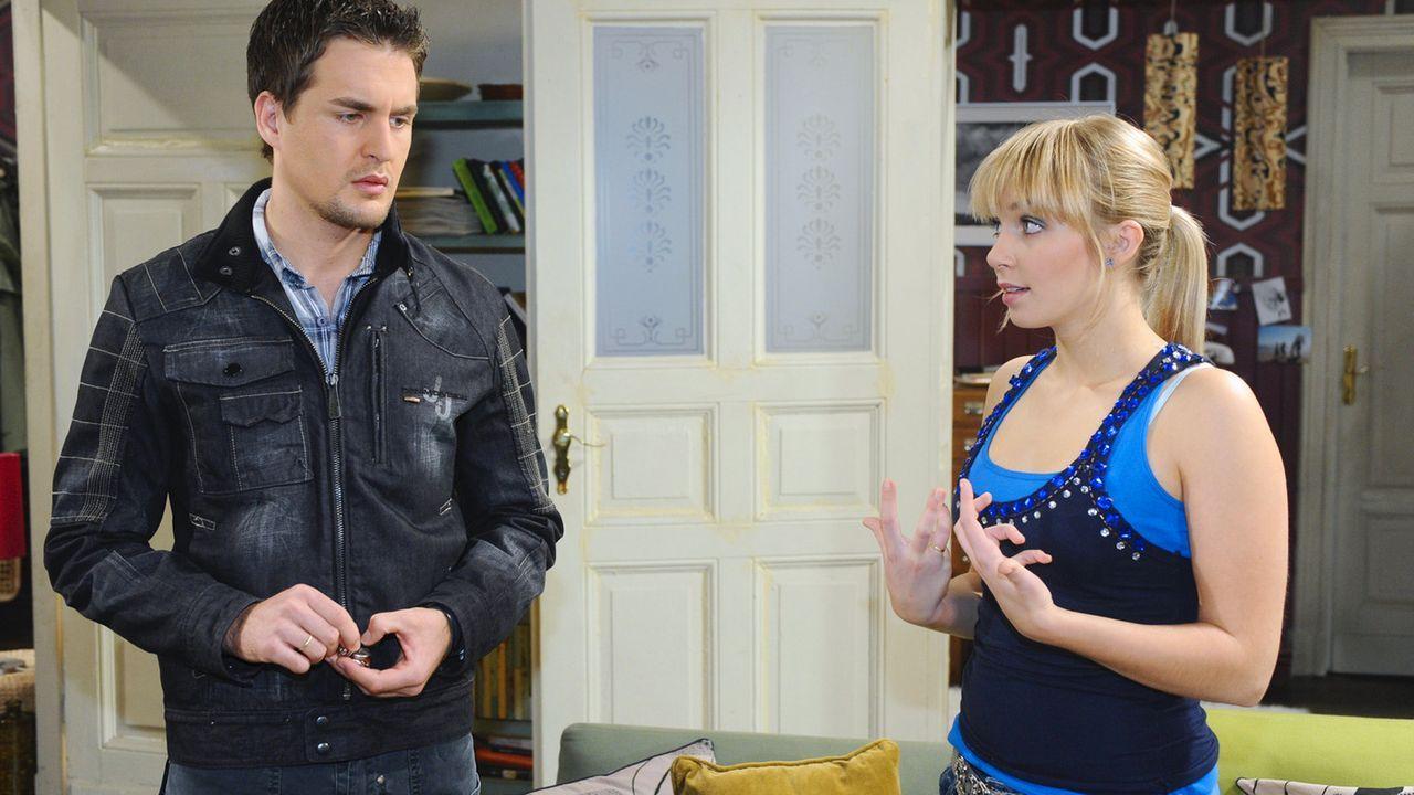 Anna-und-die-Liebe-Folge-351-01-Sat1-Oliver-Ziebe - Bildquelle: SAT.1/Oliver Ziebe