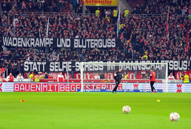 VfB Stuttgart - Bildquelle: imago/Hartenfelser