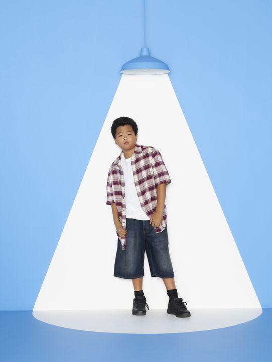 (2. Staffel) - Eddie (Hudson Yang), der älteste Sohn von Familie Huang, liebt Hip-Hop, verehrt Rapper und versucht, sich in der amerikanischen Kultu... - Bildquelle: 2015-2016 American Broadcasting Companies. All rights reserved.