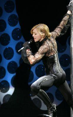 Galerie Madonna - Frühstücksfernsehen - Bildquelle: AFP