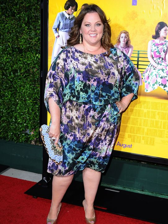 melissa-mccarthy-11-08-09-getty-AFP - Bildquelle: getty-AFP