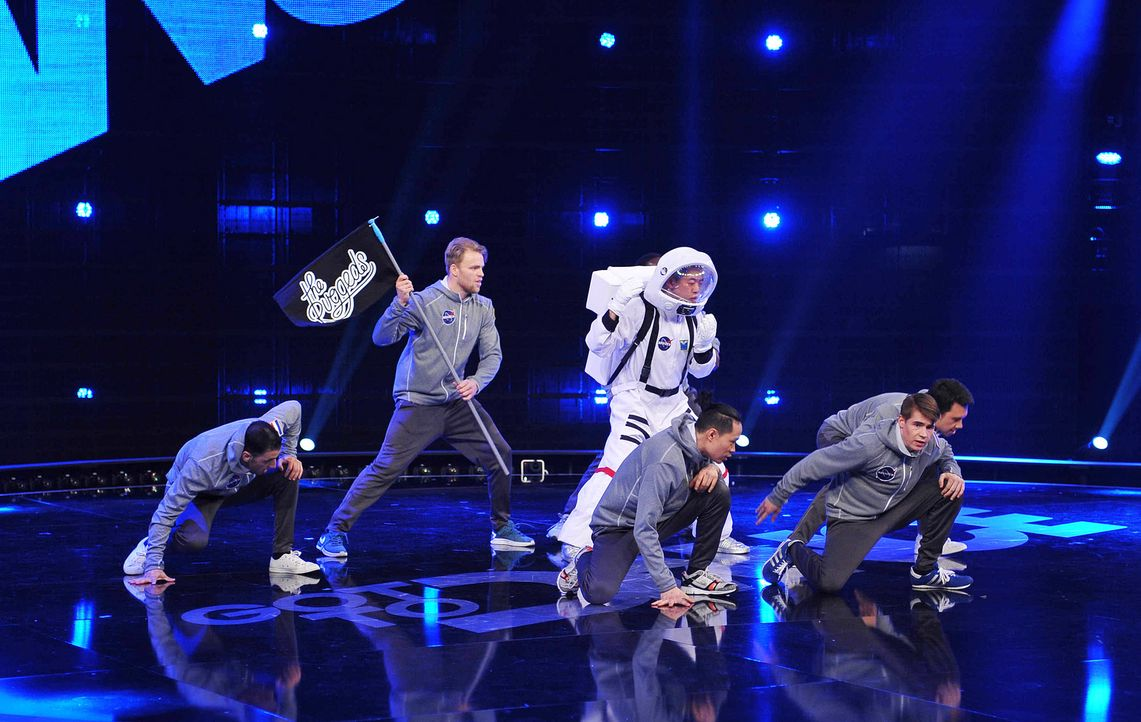Got-To-Dance-The-Ruggeds-06-SAT1-ProSieben-Willi-Weber - Bildquelle: SAT.1/ProSieben/Willi Weber