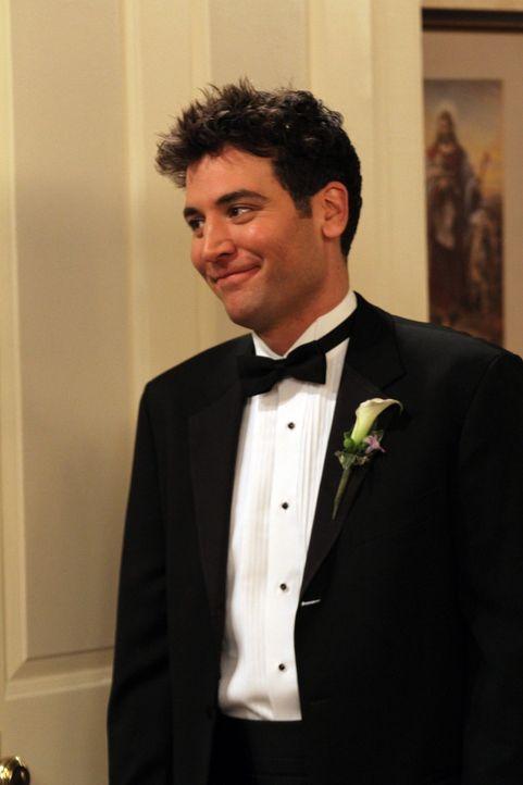 Wird er Robin zur Frau nehmen? Ted (Josh Radnor) - Bildquelle: 20th Century Fox International Television