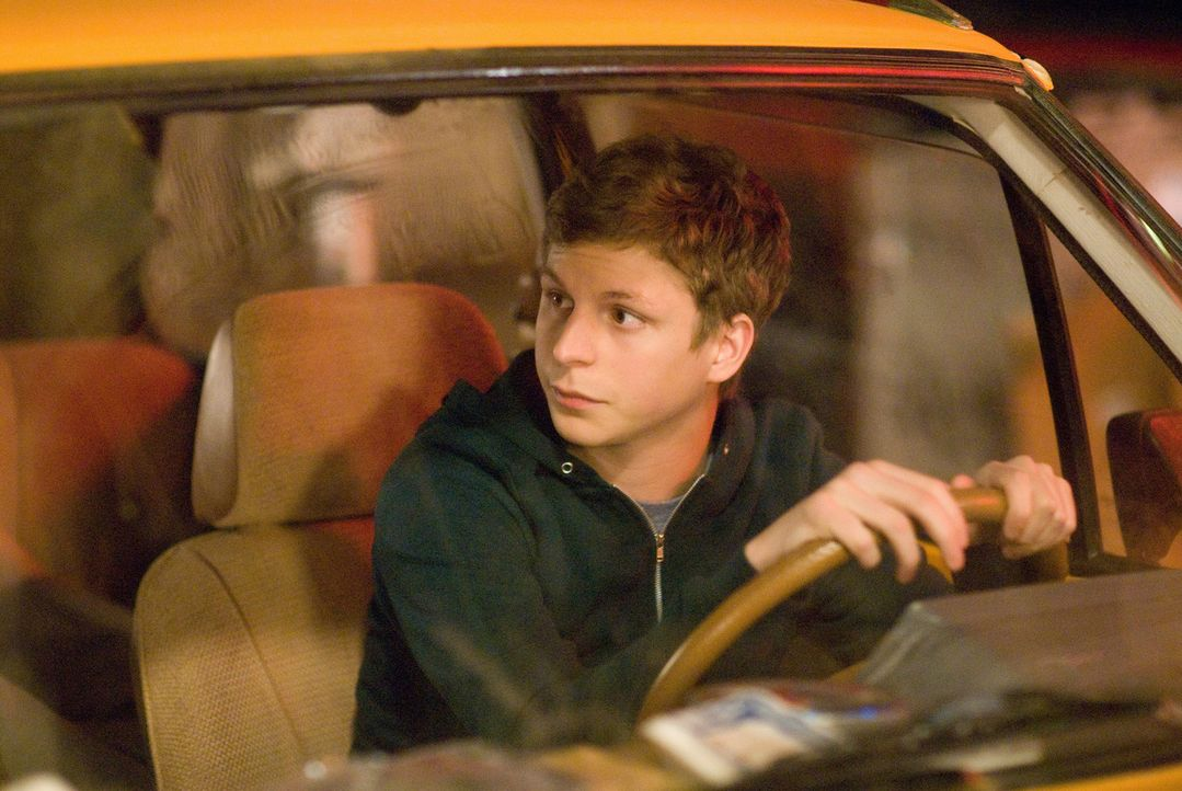Kann sich nicht damit abfinden, dass seine Freundin ihn nicht mehr will. Doch dann lernt Nick (Michael Cera) die attraktive Norah kennen ... - Bildquelle: 2008   CPT Holdings, Inc. All Rights Reserved. (Sony Pictures Television International)