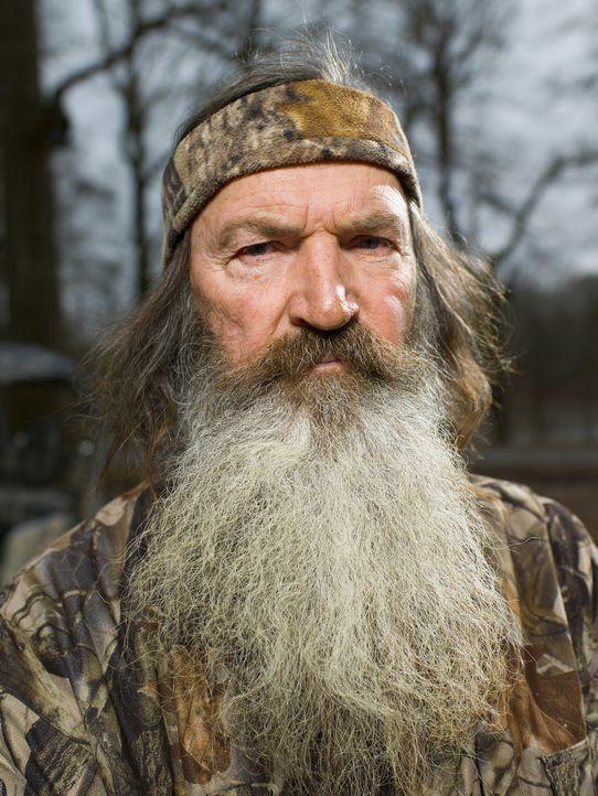 (4. Staffel) - Im Jahre 1973 gründete Phil Robertson das Familienunternehmen Duck Commander und kann seitdem seiner Liebe zur Entenjagd ungestört na... - Bildquelle: 2013 A+E Networks