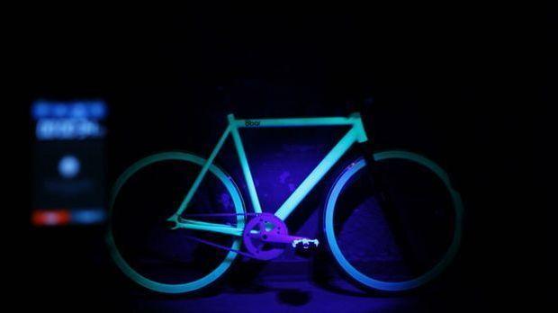 Webphänomen - Leuchtbikes2