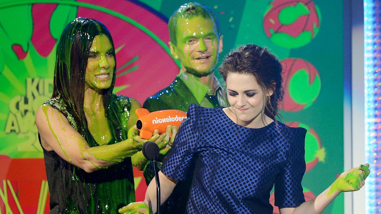 kids-choice-awards-2013-Kristen-Stewart-Sandra-Bullock-Neil-Patrick-Harris-130323-getty-AFP - Bildquelle: getty-AFP