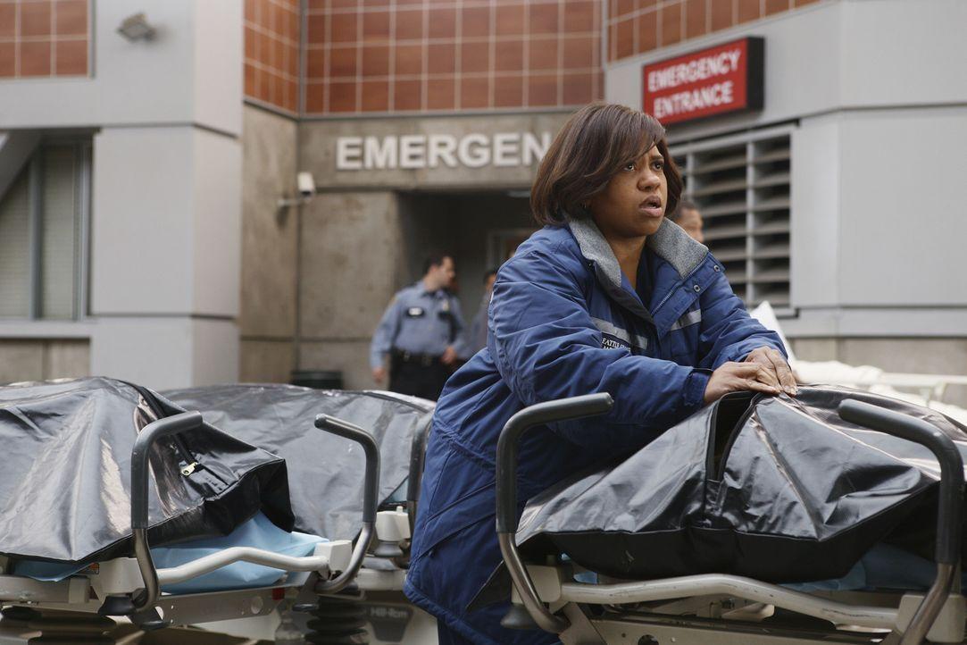 Ein grausamern Tag: Bailey (Chandra Wilson) ... - Bildquelle: Touchstone Television