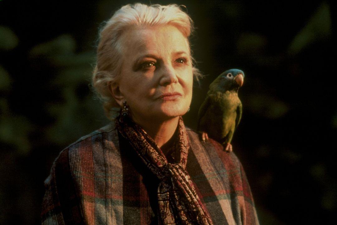 Erst eine alleinstehende, alte Dame Ivy (Gena Rowlands, l.) gewinnt Paulies (r.) Vertrauen. Ihr erzählt er seine traurige Geschichte ... - Bildquelle: TM &   (1998) DREAMWORKS LLC. ALL RIGHTS RESERVED.