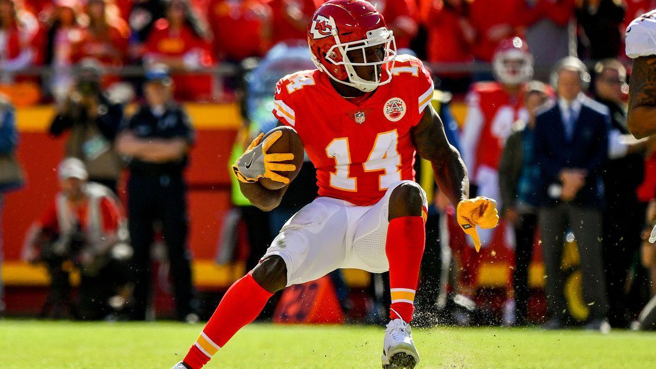 Sammy Watkins (Kansas City Chiefs) - Bildquelle: 2018 Getty Images