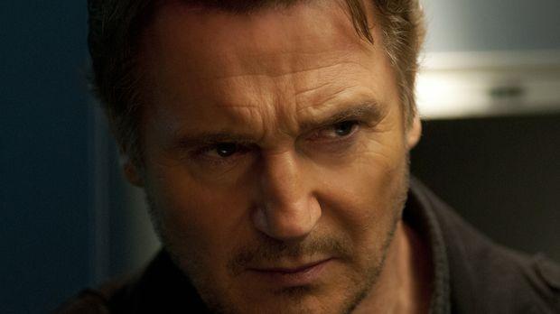 Der Arbeitsplatz des Air-Marshalls Bill Marks (Liam Neeson) befindet sich in...