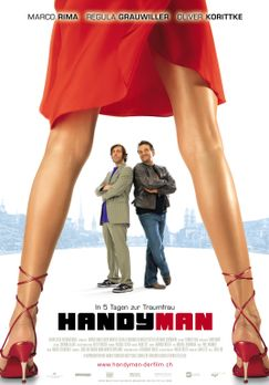 """Handyman - Auch Männer haben Gefühle - """"HANDYMAN - AUCH MÄNNER HABEN GEF..."""