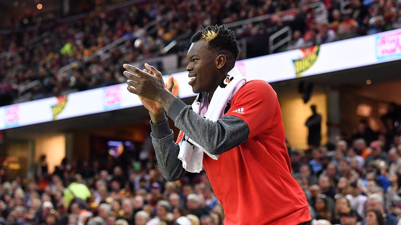 Atlanta Hawks - Bildquelle: 2017 Getty Images