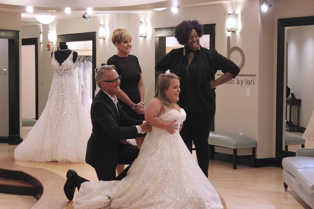 Mein perfektes Hochzeitskleid! - Atlanta - Bildquelle: TLC & Discovery Communications