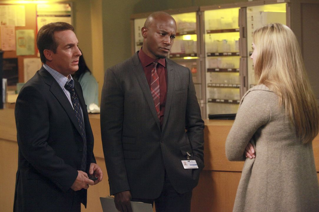 Während Addison und Jake eine Konferenz besuchen, die sie so schnell nicht vergessen werden, macht sich Kelly (Ashley Johnson, r.) Sorgen um ihren... - Bildquelle: ABC Studios