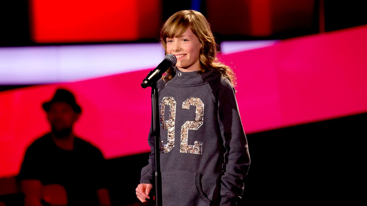 The-Voice-Kids-s01e01-Marie-058 - Bildquelle: SAT.1/Richard Hübner