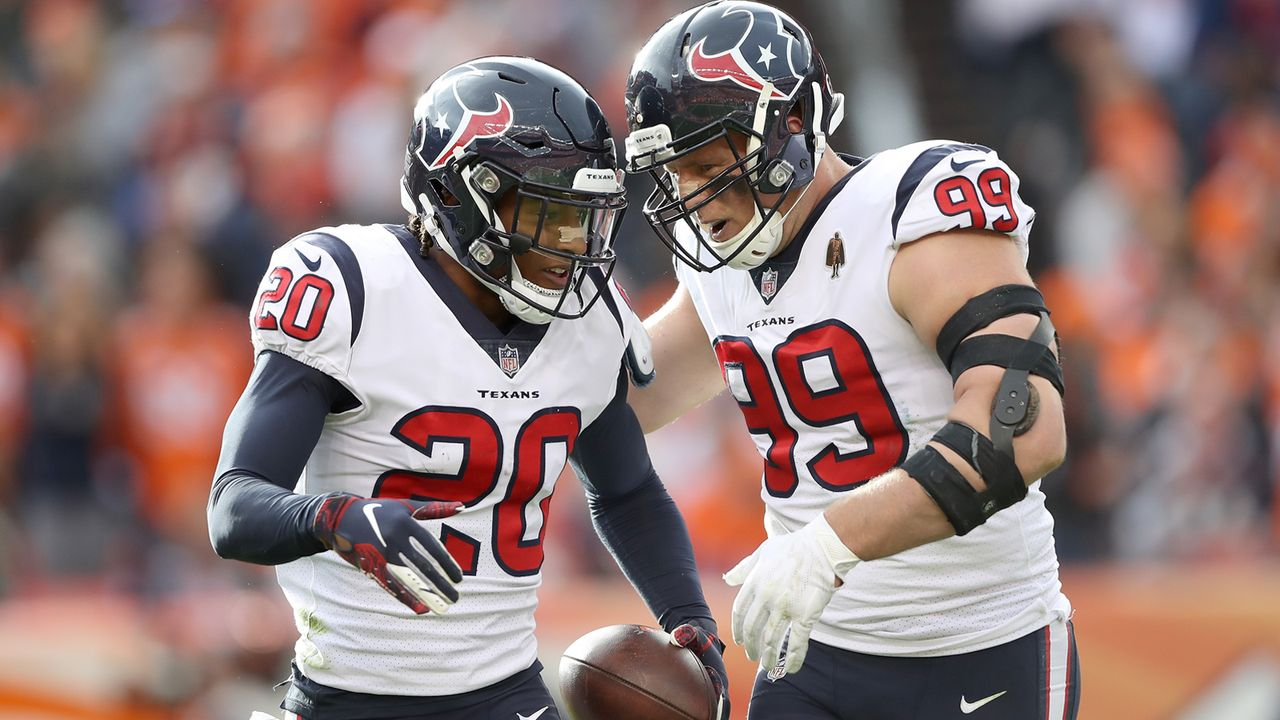 Houston Texans (8-3) - Bildquelle: 2018 Getty Images