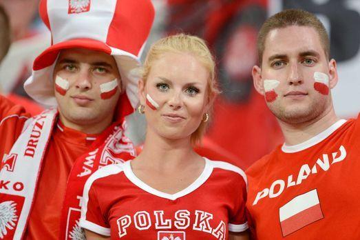 Fußball-Fan-Polen-120616-2-AFP - Bildquelle: AFP