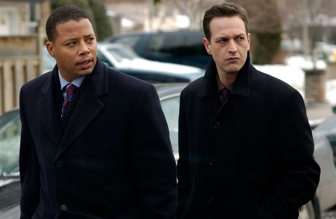 Detective Fowler (Josh Charles, r.) und Lt. Green (Terrence Howard, l.) müssen sich mit vier entfesselten Brüdern herumschlagen, die Selbstjustiz au... - Bildquelle: TM &   2006 Paramount Pictures. All Rights Reserved.