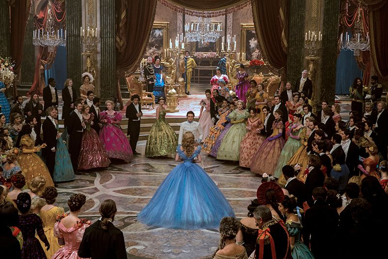 Cinderella_4-2014-Disney-Enterprises-Inc - Bildquelle: © 2014 Disney Enterprises, Inc. All Rights Reserved.