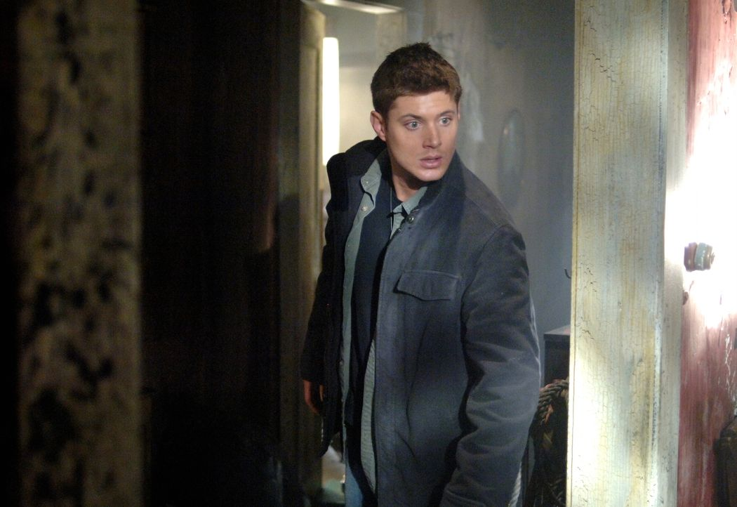 Gemeinsam mit seinem Bruder Sam macht sich Dean (Jensen Ackles) auf den Weg nach Minnesota, wo Menschen auf mysteriöse Weise verschwinden ... - Bildquelle: Warner Bros. Television