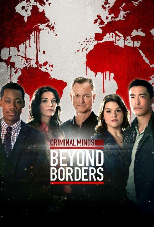 (1. Staffel) - Lösen internationale Fälle, in die US-Bürger verwickelt sind: Russ Montgomery (Tyler James Williams, l.), Clara Seger (Alana De La Ga... - Bildquelle: ABC Studios